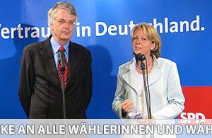 Bundestagswahlergebnis